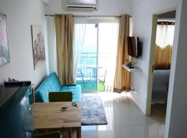 Superior 2 Bedroom Apartment On top of Pakuwon Mall