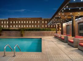 Hilton Garden Inn New Orleans Convention Center, hotel near New Orleans Riverwalk Shopping Center, New Orleans