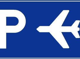 Landvetter Parkering, hotell nära Landvetter flygplats - GOT,