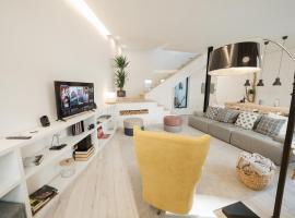 Retreat to a Stylish Concept House in Porto