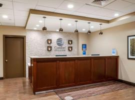 Comfort Inn & Suites At Copeland Tower
