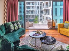 Dream Inn Apartments - City Walk, Ultra-modern & Luxury, hotel near Green Planet Dubai, Dubai