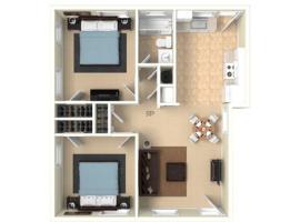 Cascade Oaks Apartments