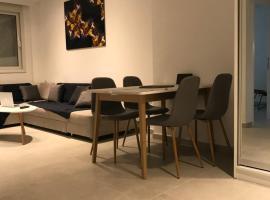 Kolonaki Luxury Apartment