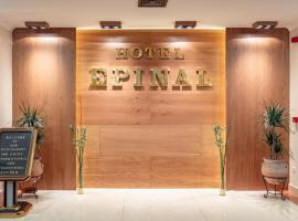 Hotel Epinal - SPA & Casino, hotel in Bitola