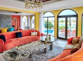Dream Inn - Palm Island Retreat Villa