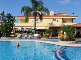 Hotel Damanse, hotel in Santa Domenica