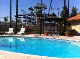 Best Host Inn, hotel near Knott's Soak City, Anaheim