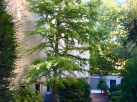 Apartment Centrum im Grünen