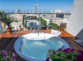 Luxury penthouse on Rothschild