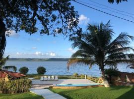 Recanto Terezinha Luz - Marechal Deodoro, hotel with pools in Marechal Deodoro