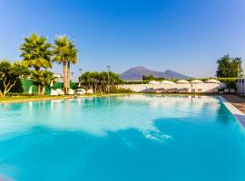 Resort Bosco De Medici, hôtel à Pompéi