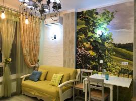 Green Sun Apartment, apartment in Estosadok