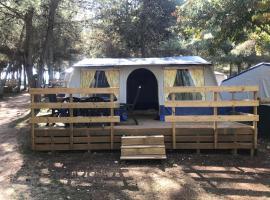 Easyatent Bungalow Tent Lanterna