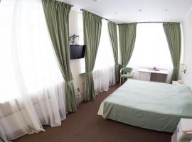 Forest Inn, hotel in Korolëv