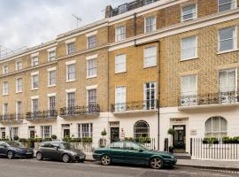 Belgravia Rooms, hotel near Victoria Tube Station, London