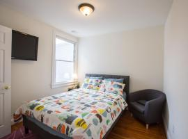 3-min walk to PETWORTH METRO STATION ;10 mins to CONVENTION CENTER: PRIVATE COZY and QUIET BEDROOM and BATHROOM