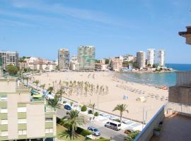 Apartamento primera linea de playa la concha