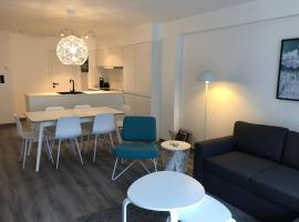 New Port apartment
