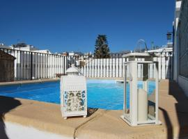 PENTHOUSE CENTRAL NERJA PRIVATE POOL