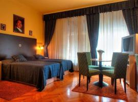 The Movie Hotel, hotel near Jarun Lake, Zagreb