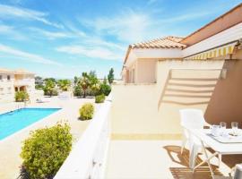 Apartamento en la playa de Riumar, hotel i nærheden af Delta de l'Ebre, Riumar