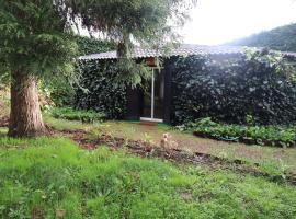 Cabana do Jardineiro: Garden cottage