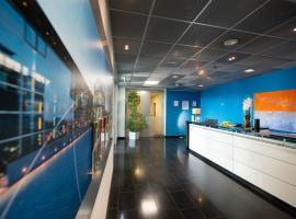 LIVE'N'WORK | Hotel & CoWorking im GVZ Ingolstadt