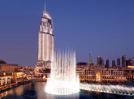 Address Downtown: Dubai'de bir otel