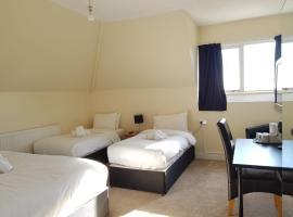 Carmel Serviced Rooms, hotel near Princess Anne Hospital, Southampton