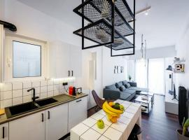 King George Sq. Flat - Absolute City Center, apartment in Patra