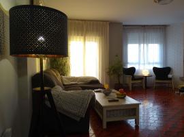 FocoLare, hotel que admite mascotas en Cáceres