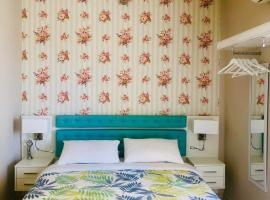 Lovely Apartments Del, budget hotel in Patra