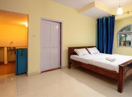 Mota Bhai Rooms, hotel in Marmagao