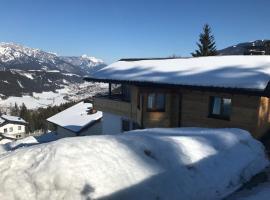 Ski In/Ski Out Ferienhaus Berghof by Schladmingurlaub