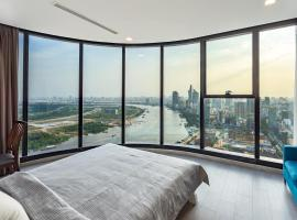 SUPER LUXURY 3 Bedrooms Apartment in District 1 A1 3604