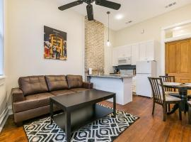 Newly renovated Modern 1BD Condo