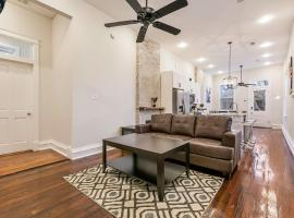 Spacious 3BD/5min to French Quarter