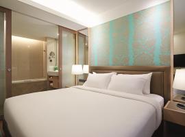 Cosmo Hotel Kuala Lumpur, hotel em Kuala Lumpur