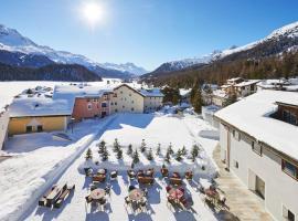 Giardino Mountain, hotel a Sankt Moritz