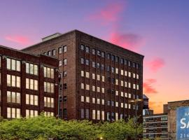 Global Luxury Suites in Downtown Cleveland