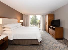Embassy Suites Colorado Springs, pet-friendly hotel in Colorado Springs