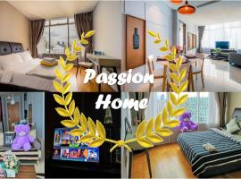 Passion Home: Beautiful High Floor KLCC view