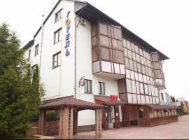 Готель Озерний