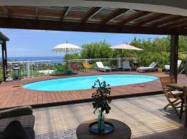 Villa D'Armagnac avec piscine et vue océan
