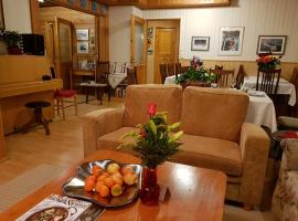 Hotelli Möhkön Rajakartano - Ilomantsi