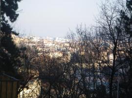 Sur la colline