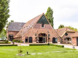 Havezathe Carpe Diem, accessible hotel in Vethuizen