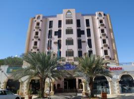 Golden Tulip Aqaba, hotel in Aqaba
