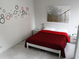 I Pini house in the heart of the city